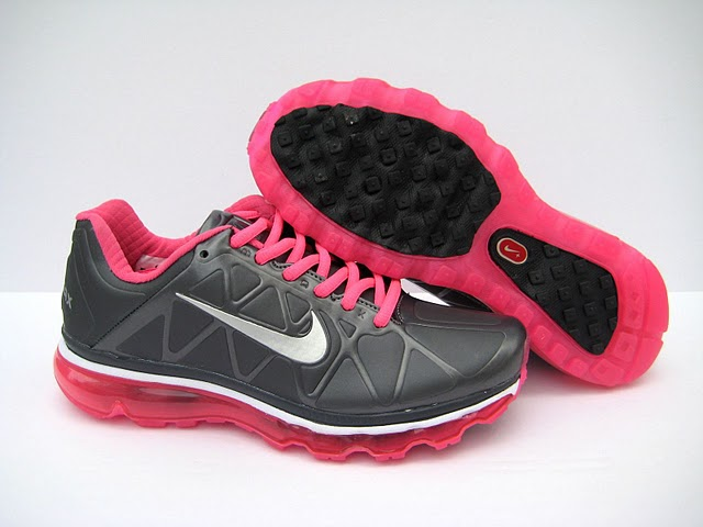 Air Max 2011 Leather Upper Women Running Shoes