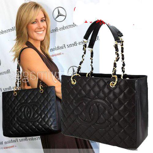 2010 Chanel black Chain Shoulder bag best quality