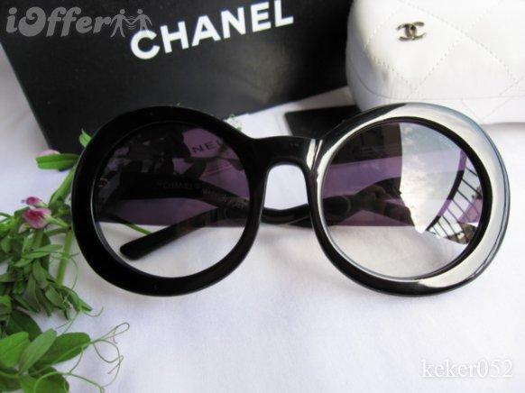 Chanel 5018 half tint women Sunglasses A6