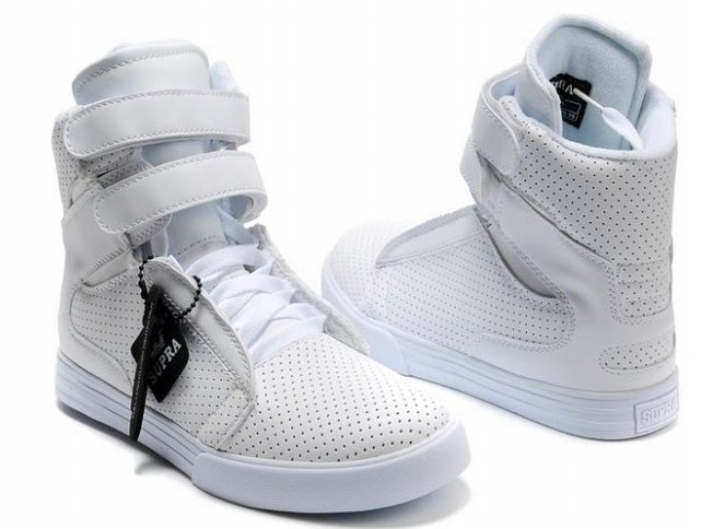 Justin Bieber supra high casual shoes high state shoes5