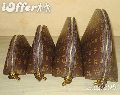 cosmetic bag makeup bags wallet handbag !