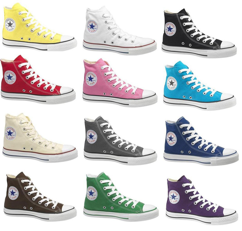 Converse All Star Chuck Taylor Men Woman Shoes