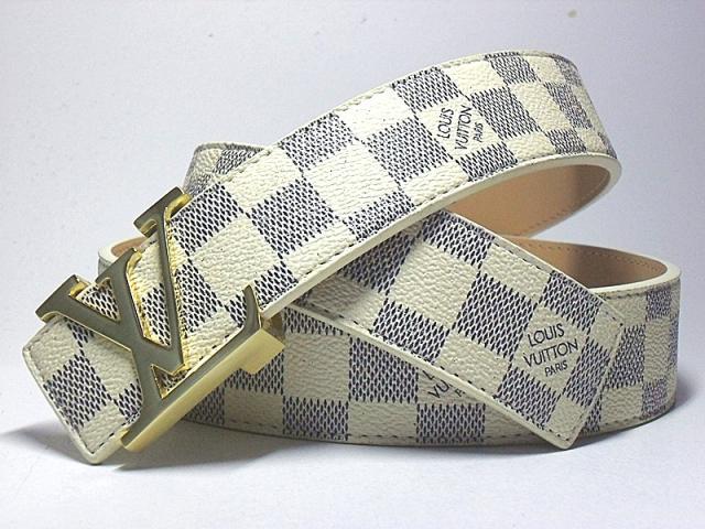 Louis Vuitton LV belt women man genuine leather belt