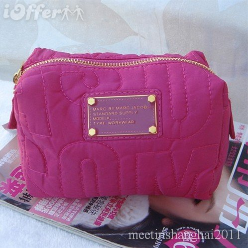 marc jacobs cosmetic ugly baby. Wristlet Wallet