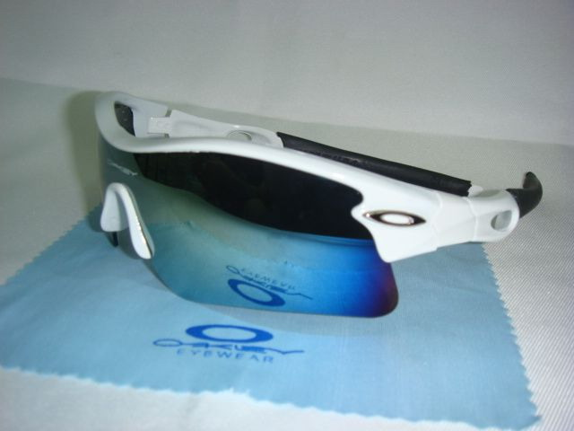 Oakley Free shipping White Oil Rig Sunglasses`Oakley