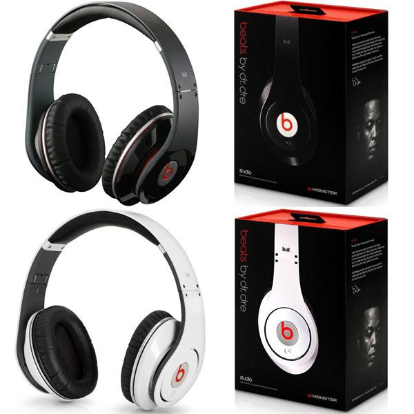 Studio High -Definition Headphone From MONSTER beats