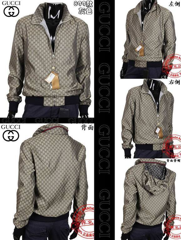 New style men GUCCI coat jacket size:M-XXXXL g2