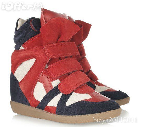 NEWISABEL MARANT WOmen  d LEATHER CASUAL SHOES BOOTS