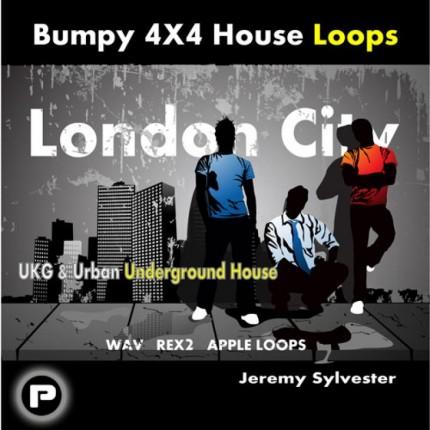 Bumpy 4x4 House Loops - Jeremy Sylvester (Wav/Rex/Aiff)