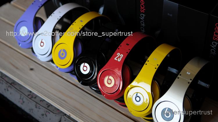 Mon-ster beats by dr.dre Studio HD H headphones HQ-3