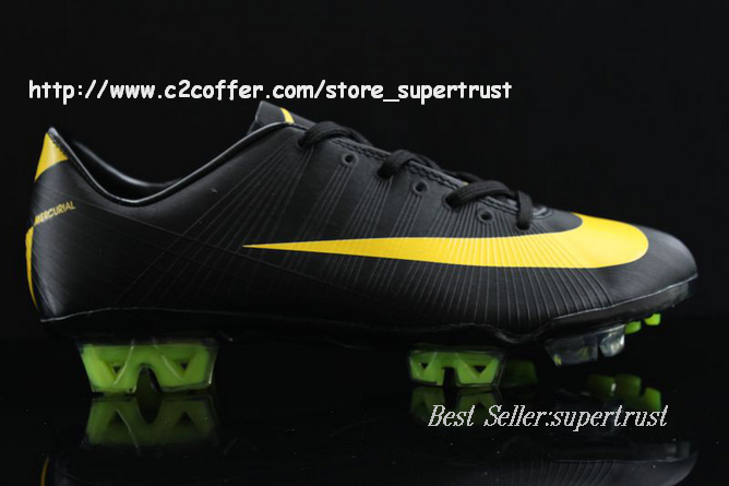 Mercurial Vapor Superfly III FG Shoes Size:US6~12