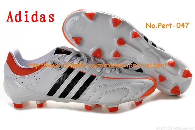 Adidas Adipure 11Pro XTRX FG White Orange Football Boot