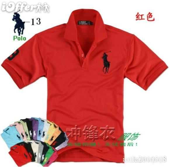 NEW Ralph Lauren POLO big Pony Men's P o l o Shirt