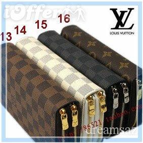New Women Louis Vuitton Wallet Purse with box
