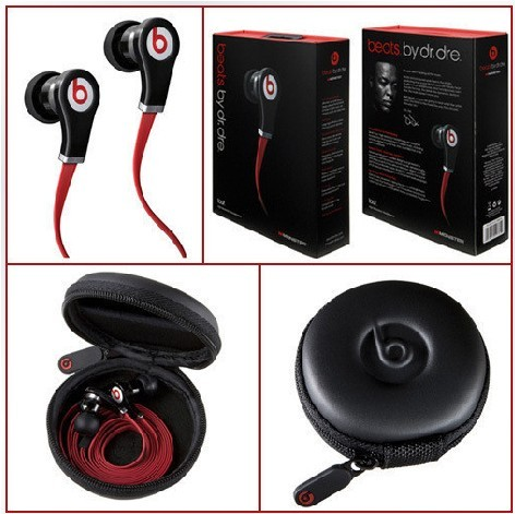 Monster Beats By Dr. Dre Tour In-Ear HEADPHONE we