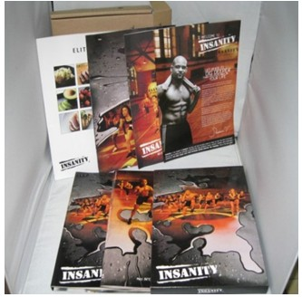 INSANITY 60DAYS WORKOUTS 13 DVD+COMPLETE 9