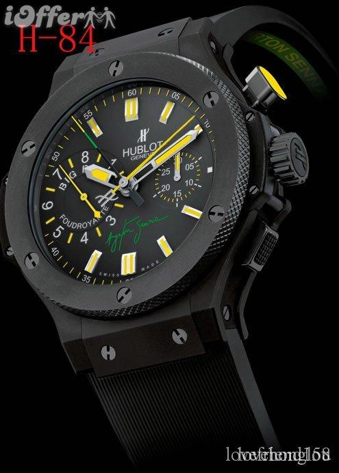 Luxury Men's Hublot Watches Date Automatic Watch  8