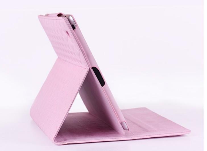 New iPad 2/3 Chanel protective Folding case QY c
