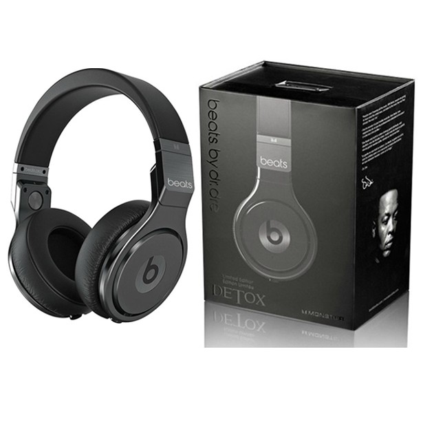 Detox monster beats by dr dre headphones  4