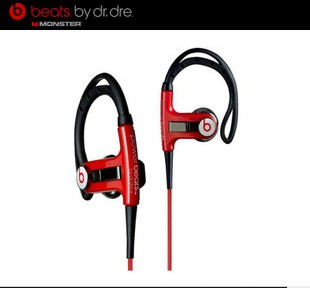 Power beats sport headphones from monster control f3t