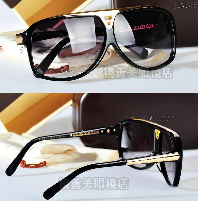 Louis Vuitton LV Evidence Sunglasses d?s