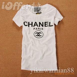 HOT SELLING ! CHANEL WOMEN'S T- SHIRT vc