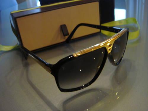 2011 Quality goods Louis Vuitton EVIDENCE sunglasses