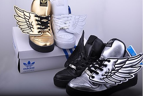 adidas jeremy scott js wings v2 shoes sneakers 6colors
