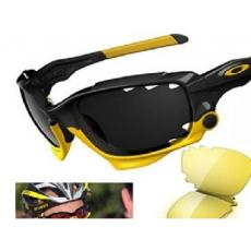 ? Oakley Jawbone Livestrong Sunglasses Black/Yellow