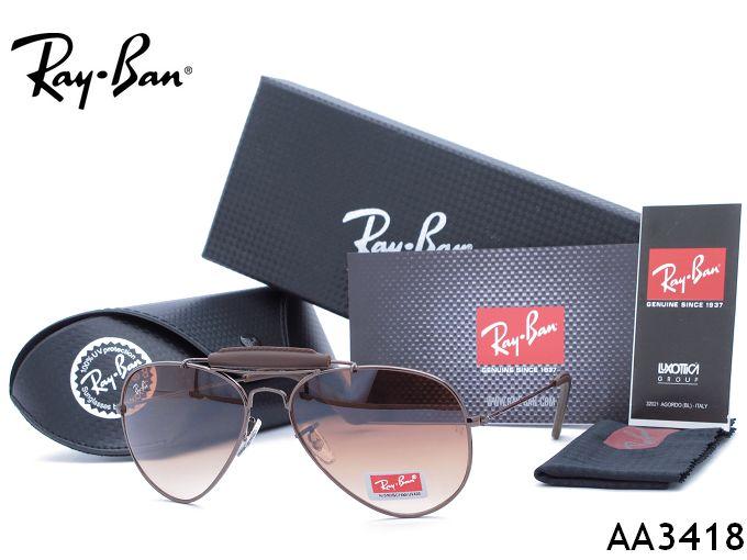 ? Ray Ban sunglass 265 women's men's sunglasses