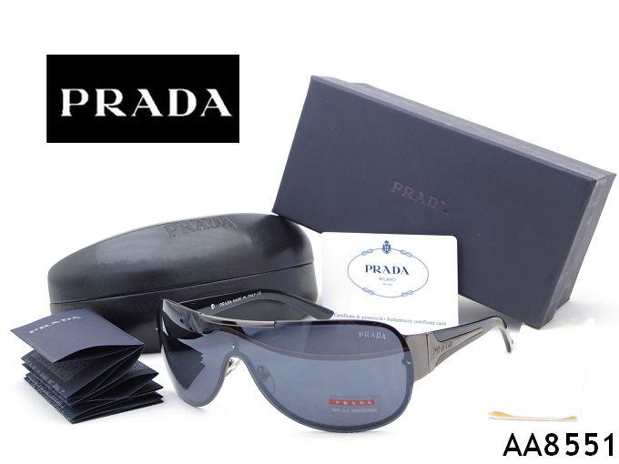 ? PRADA sunglass 36 women's men's sunglasses