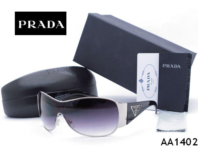 ? PRADA sunglass 132 women's men's sunglasses