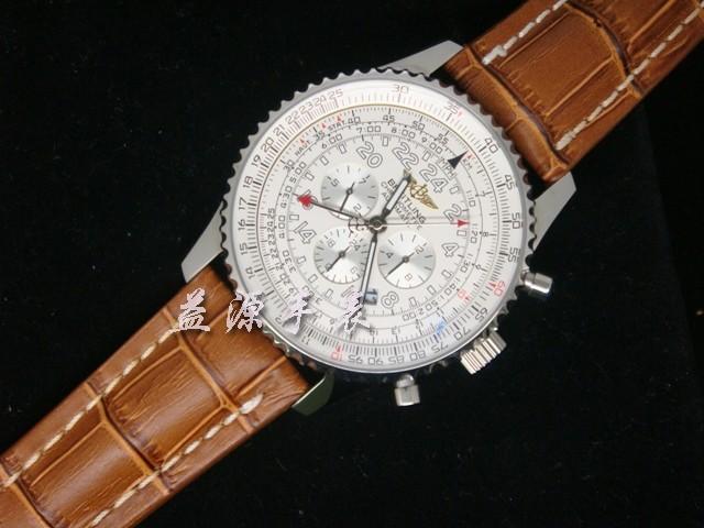 Breitling Watch  00484 Men's All-steel Wristwatches