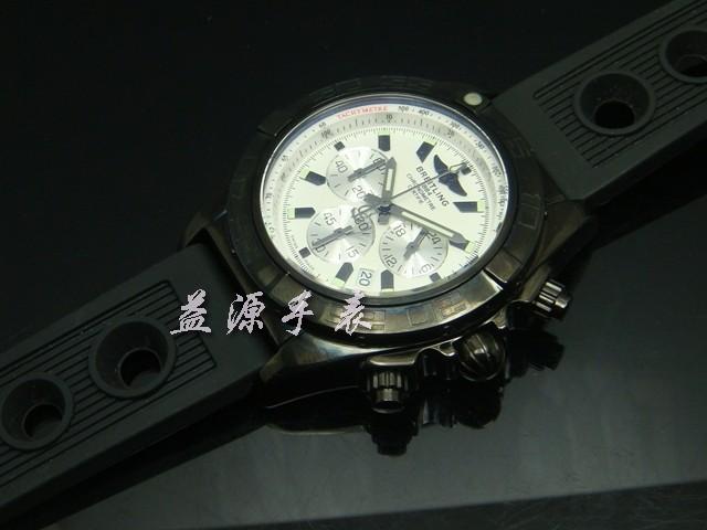Breitling Watch  00485 Men's All-steel Wristwatches