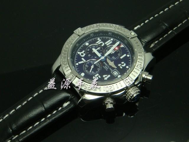 Breitling Watch  00488 Men's All-steel Wristwatches