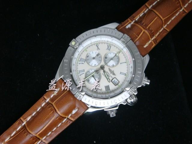 Breitling Watch  00499 Men's All-steel Wristwatches