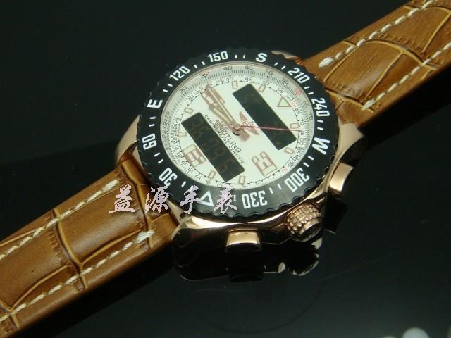 Breitling Watch  00501 Men's All-steel Wristwatches