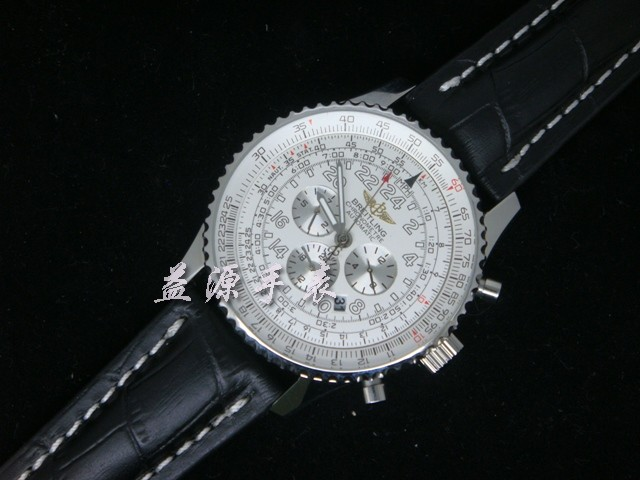 Breitling Watch  00507 Men's All-steel Wristwatches