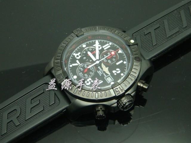 Breitling Watch  00509 Men's All-steel Wristwatches