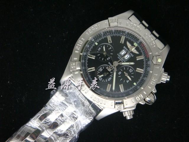 Breitling Watch  00516 Men's All-steel Wristwatches