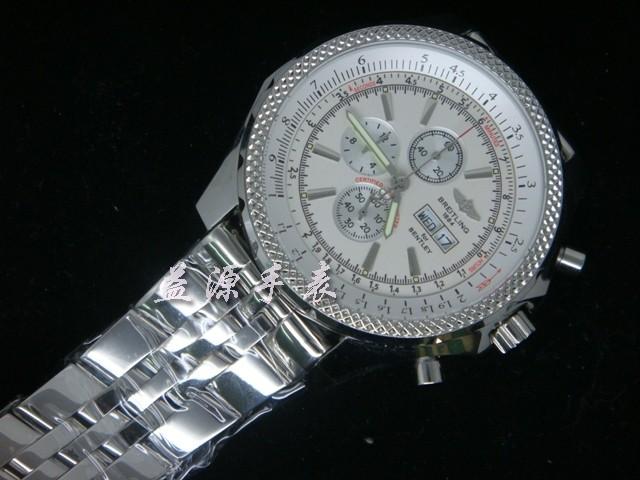 Breitling Watch  00519 Men's All-steel Wristwatches