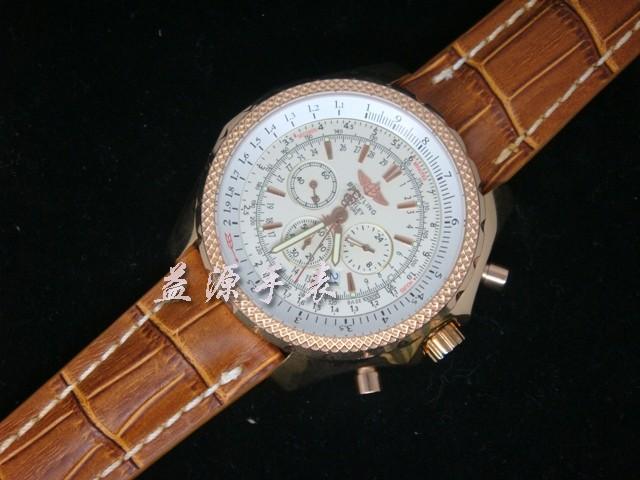 Breitling Watch  00523 Men's All-steel Wristwatches