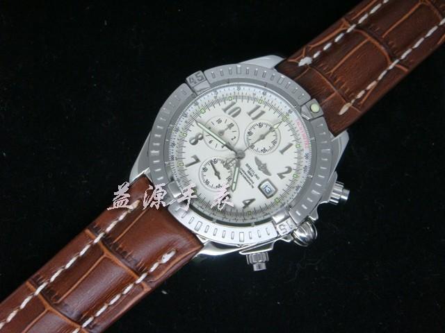 Breitling Watch  00527 Men's All-steel Wristwatches