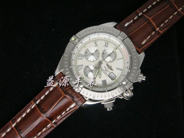 Breitling Watch  00534 Men's All-steel Wristwatches