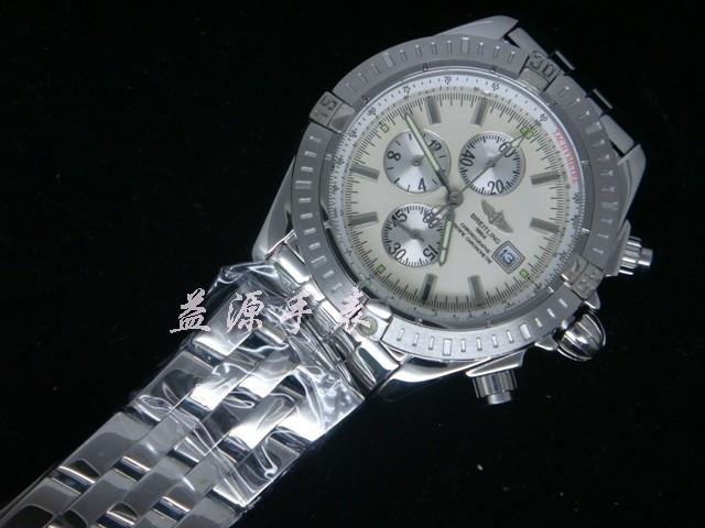 Breitling Watch  00540 Men's All-steel Wristwatches