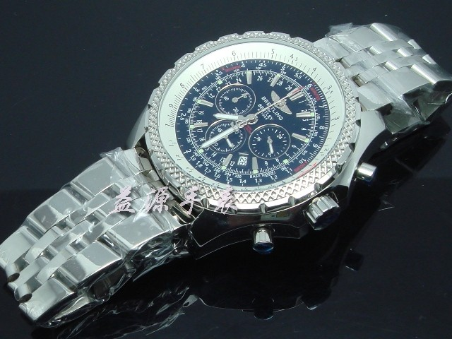 Breitling Watch  00556 Men's All-steel Wristwatches