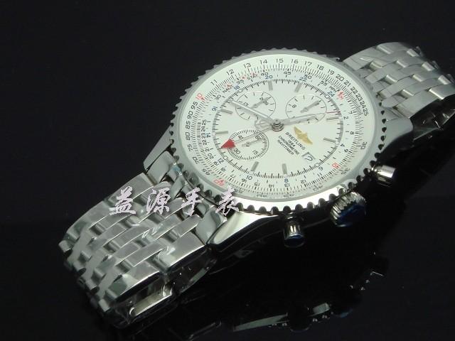 Breitling Watch  00558 Men's All-steel Wristwatches