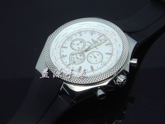 Breitling Watch  00560 Men's All-steel Wristwatches