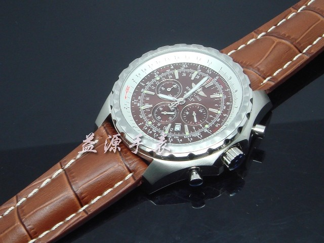 Breitling Watch  00562 Men's All-steel Wristwatches