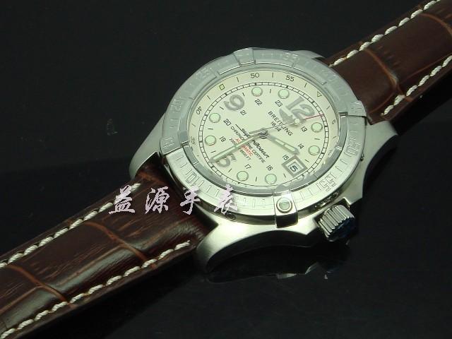Breitling Watch  00564 Men's All-steel Wristwatches